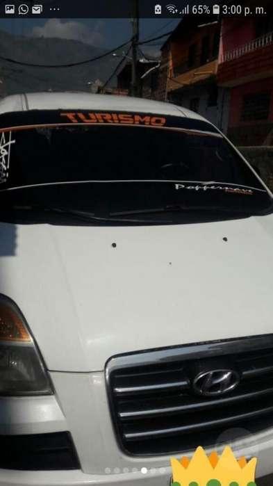 Vendo Hyundai Starex Excelente Estado