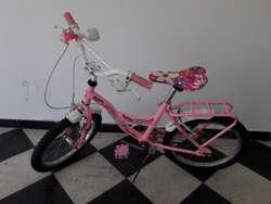 Bicicleta de Nena Rodado 16 Tomaselli
