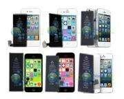 Bateria Iphone 4 4g 4s 5 5g 5c 5s Original Apple Certificada