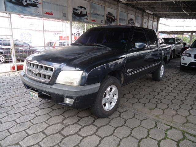 <strong>chevrolet</strong> s10 2004 - 239258 km