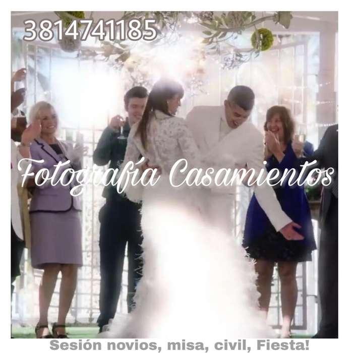 Fotógrafo para Casamiento