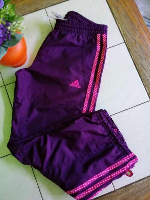 Pantalon Nena Adidas Original T 8