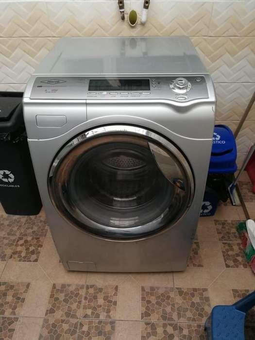 lavadora secadora haceb appiani 620
