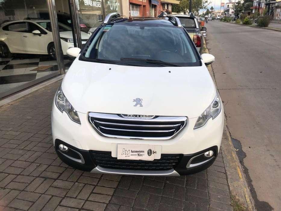 Peugeot 2008 2016 - 38000 km