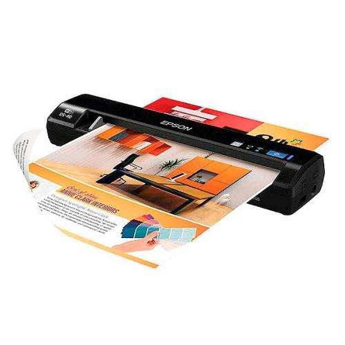 Scanner Epson Workforce Ds-40 Portatil Inal