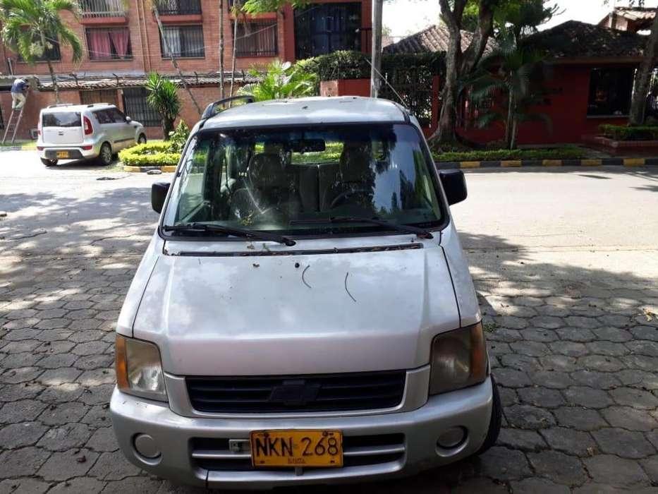 Chevrolet Wagon R 2003 - 296000 km