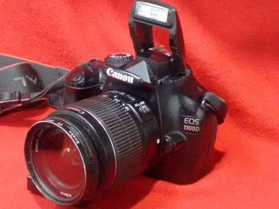 <strong>camara</strong> Canon Eos Rebel T3 1100D