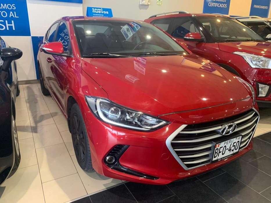 Hyundai Elantra 2017 - 9000 km