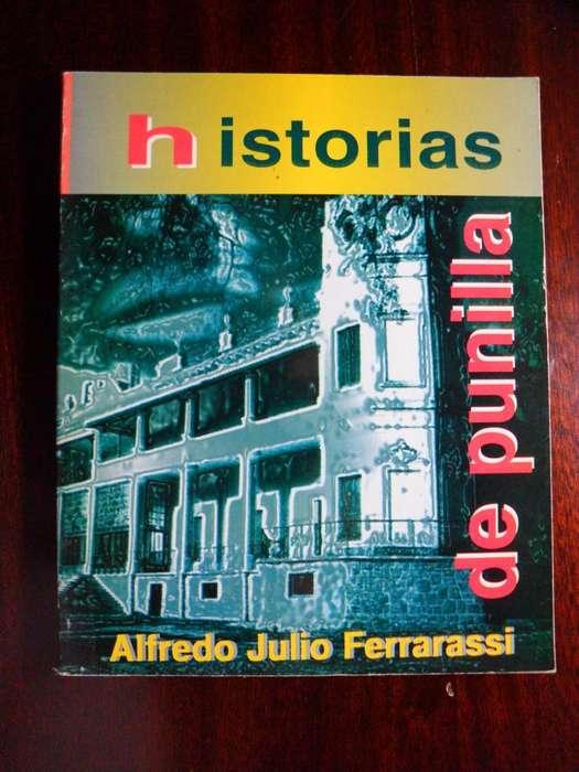 HISTORIAS DE PUNILLA ALFREDO JULIO FERRARESI 1997 EDICIONES GRAFONAUTA