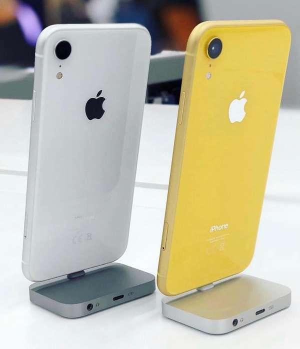iPhone XR 128GB Nuevos Sellados Garantía
