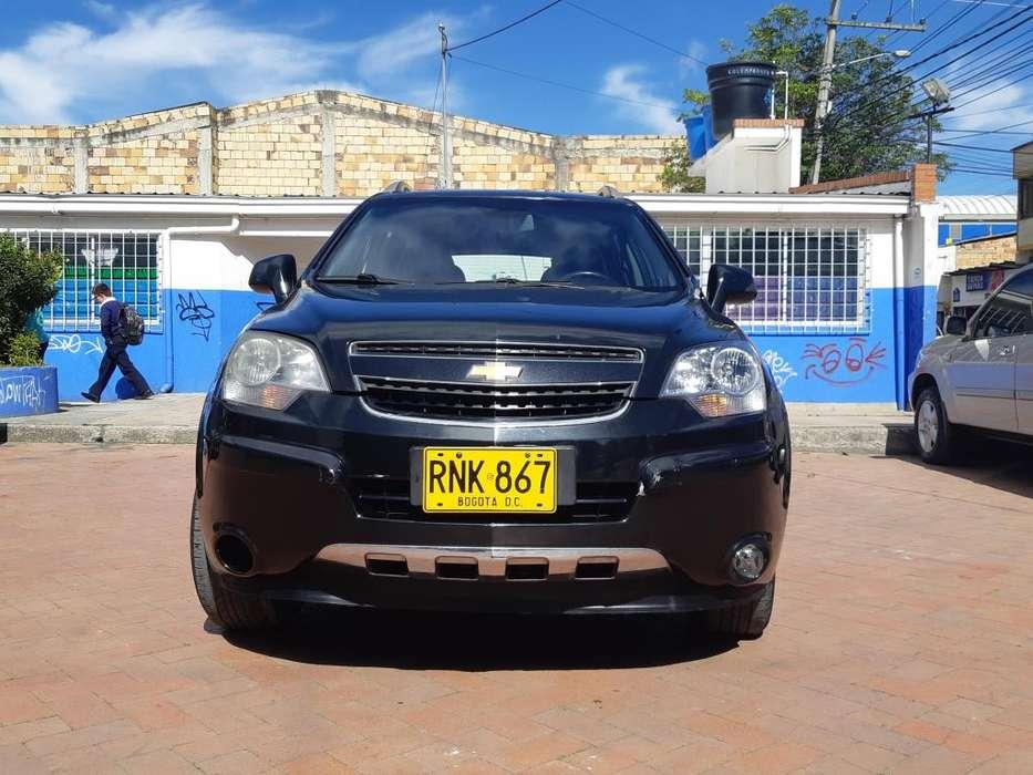 Chevrolet Captiva 2011 - 89000 km