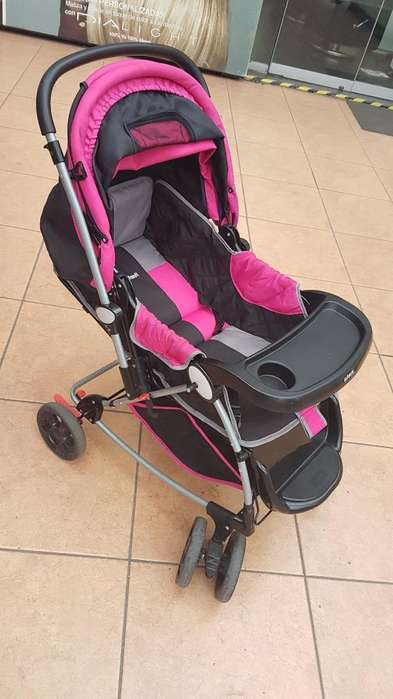 Coche Pack And Play Infanti