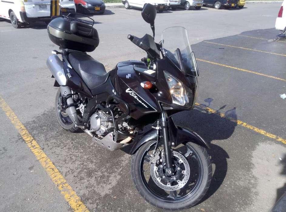 Suzuki Vstrom 650 2011