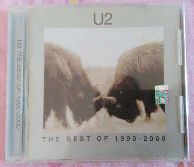 CD Original U2 The best of 1990 2000