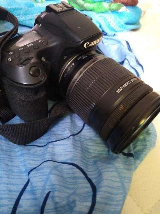 Se Vende Canon 60d