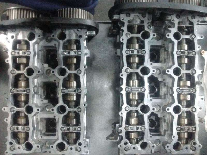 TAPAS CILINDROS CITROEN C5 V6 3.0 PR