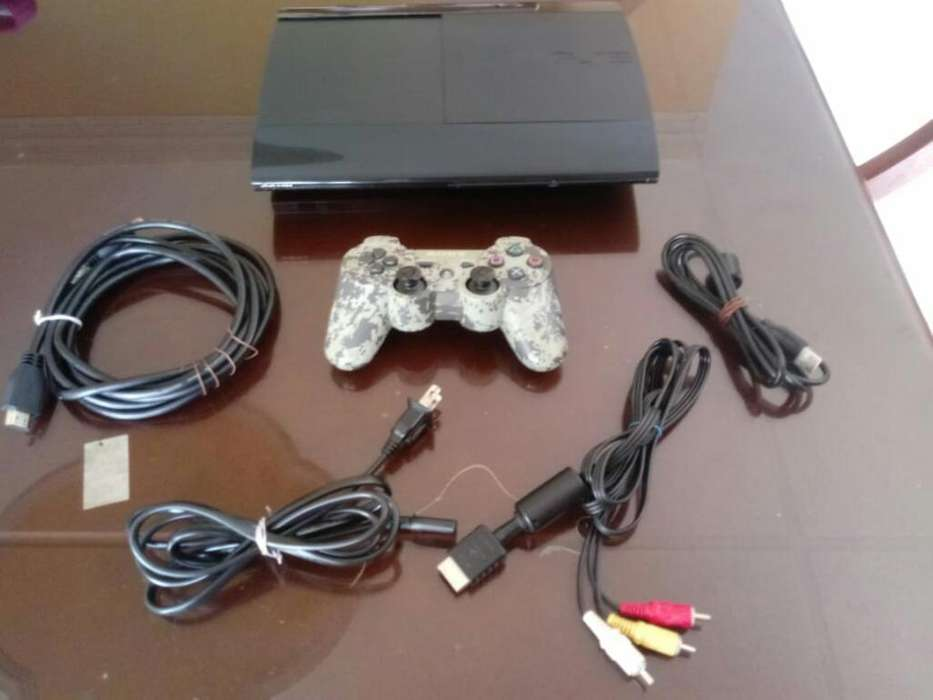 Play Station 3 Ps3 500 Gb