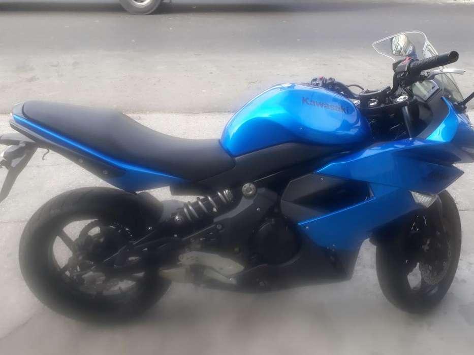 Vendo Moto Kawasaki Ninja 400r Unica