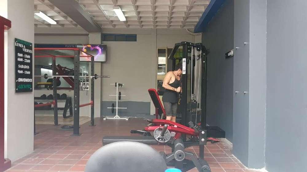 Oportunidad Vendo <strong>gimnasio</strong>