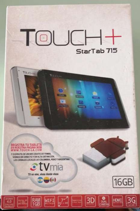 TABLET Startab 715 Touch