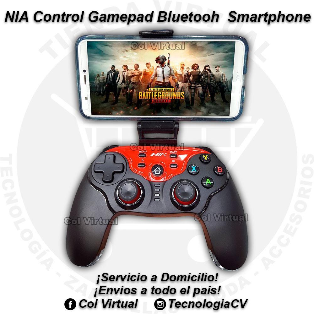Control Gamepad Bluetooh Smartphone NIA Android R0569 VPEP4544