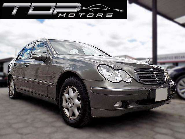 <strong>mercedes-benz</strong> Clase C 2001 - 175000 km