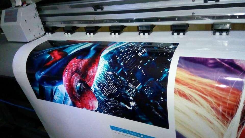 Plotter de Corte Impresoras de Sublimación 1.30 m US 4,999