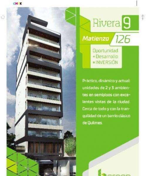 Departamento en Venta en Quilmes centro, Quilmes US 169493