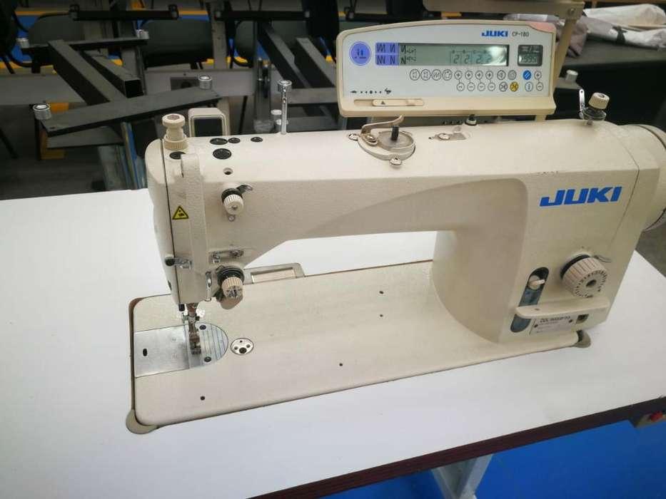 Maquina Plana Electronica Yuki Original