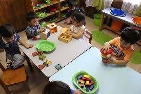 Cuidado de niños en casa particular
