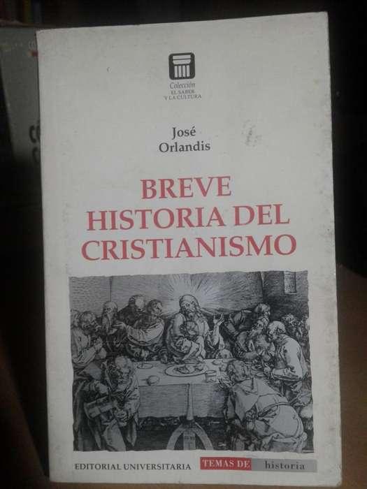 BREVE HISTORIA DEL CRISTIANISMO