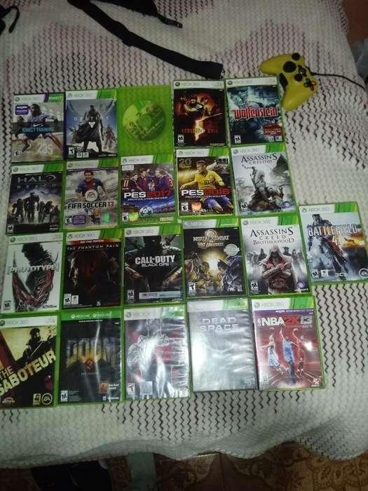 Vendo O Cambio Xbox Superslim Original