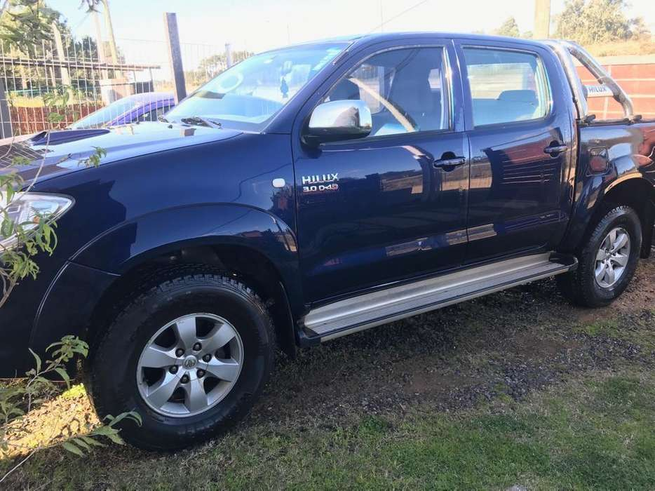 <strong>toyota</strong> Hilux Surf 2011 - 190000 km