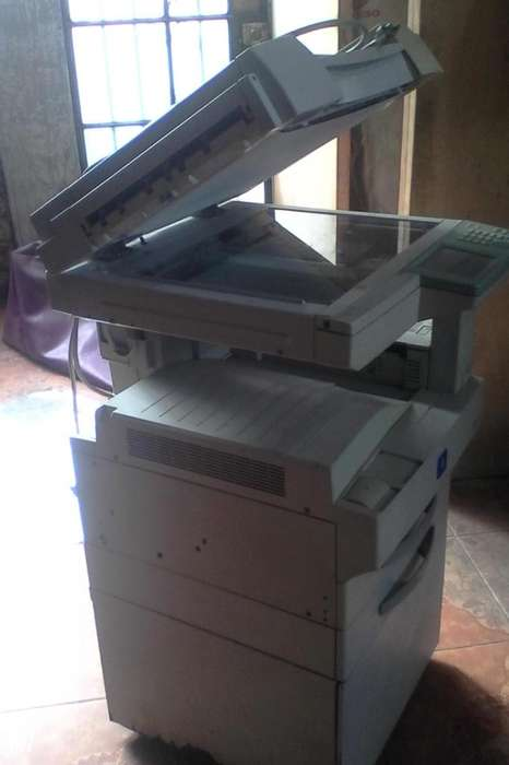 se remata fotocopiadora minolta dial 250 con tarjeta para escanear