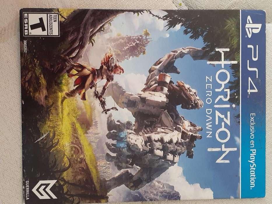 Juegos Ps4 Usados Horizon Y Finalfantasy