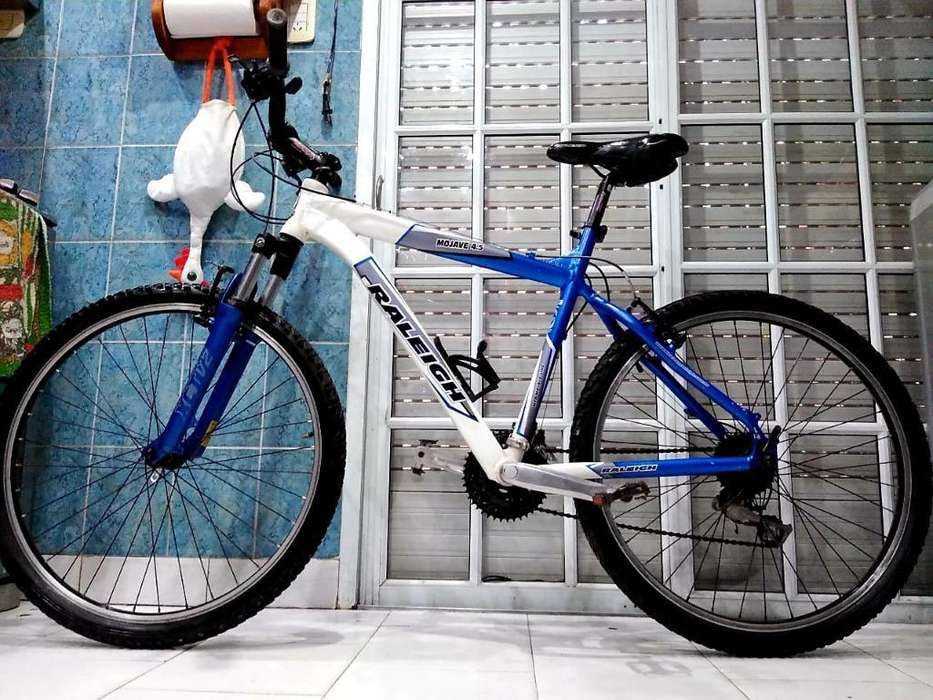 Bicicleta Raleigh 4.5 sin Uso Rodado 26
