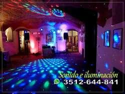 Sonido E Iluminacion para Fiestas