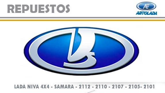 Repuestos Lada Niva Samara Kalina 2110, 2111, 2112