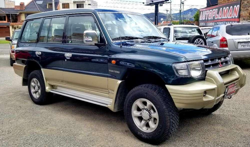 <strong>mitsubishi</strong> Montero 1998 - 240000 km