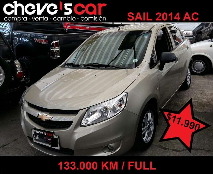 Chevrolet Sail 2014 - 133000 km