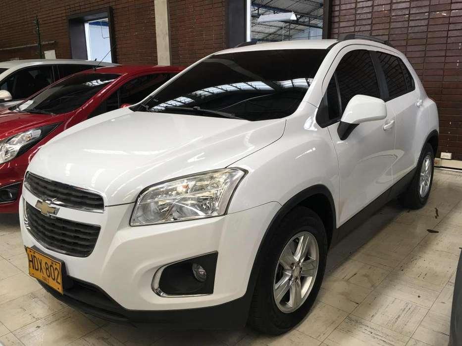 Chevrolet Tracker 2013 - 83373 km