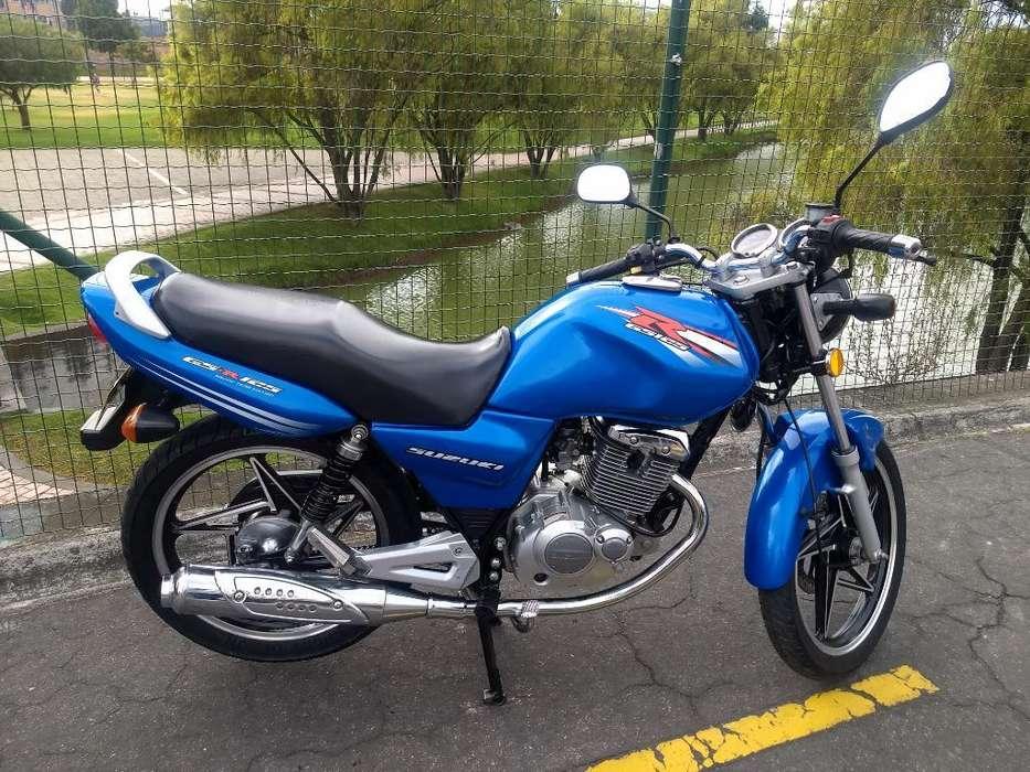 Motocicleta Suzuki Gs R Unico Dueño