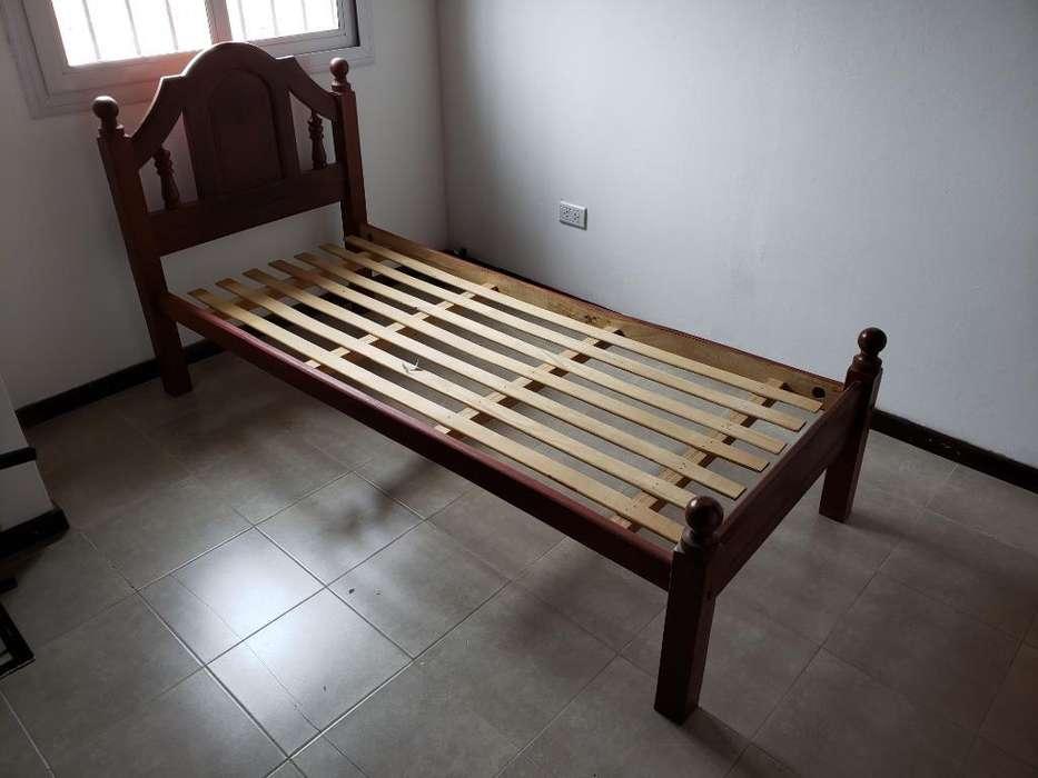 Vendo 2 <strong>cama</strong>s de Algarrobo