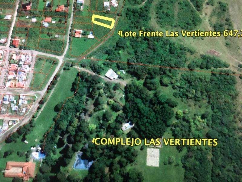 Lote en Venta en Lozano f/ las vertientes, Lozano 780000