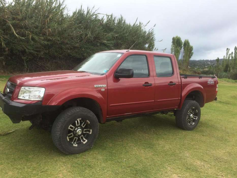Ford A 31 2008 - 274000 km