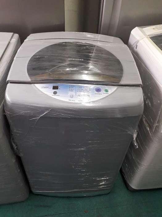 Lavadora Samsung de 18