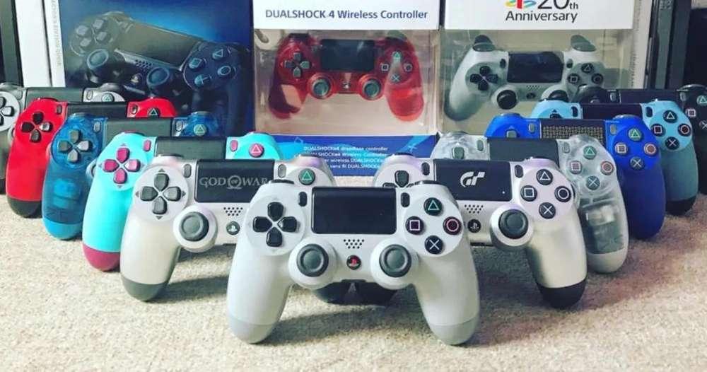 Controles Playstation 4 Última Generació