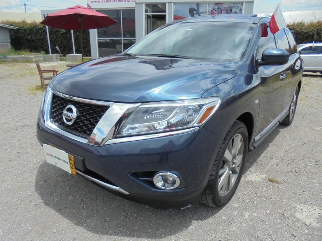 NISSAN PATHFINDER NEW PATHFINDER 4WD EXCLUSIVE3.5LTS AUT CVT