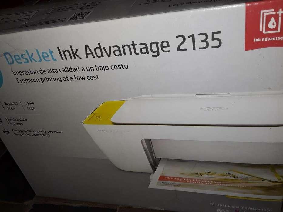 Vendo Inpresora en Caja