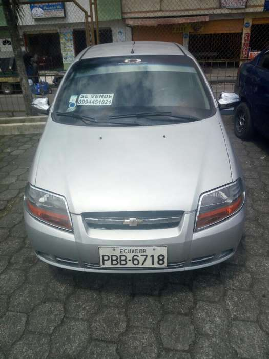 Chevrolet Aveo 2008 - 147000 km